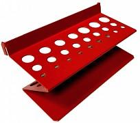 držiak na 24 ks vrtákov - nástenný panel - Biedrax NP5860