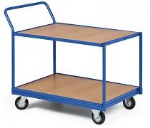 policový dielenský vozík Biedrax PV4079 - 100 x 70 cm