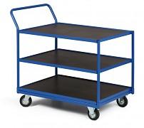 policový dielenský vozík Biedrax PV4065 - 100 x 70 cm