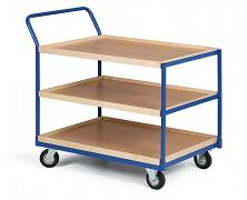 vozík policový Biedrax PV4078 - 100 x 70 cm