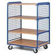 policový vozík Biedrax PV4107 - 100 x 70 cm