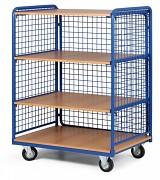 policový vozík Biedrax PV4116 - 100 x 70 cm