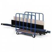 vozík na dľhý materiál Biedrax VDM4147