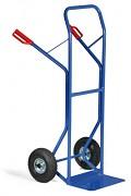 rudla ocelový Biedrax R4149 - kolesá plná