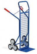 Schodiskový rudla Biedrax R1473 - kolesá plná