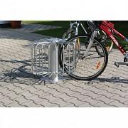 STOJAN NA BICYKLE BIEDRAX SK1968 - 18 BICYKLOV