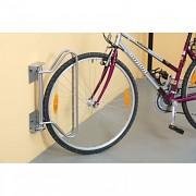 Stojan na 1 bicykel - s nastavením uhla státia Biedrax SK3085