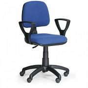 kancelárska stolička Milano Biedrax Z9601M s podpierkami rúk