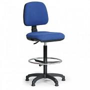 kancelárska stolička Milano Biedrax Z9605M s oporným kruhom