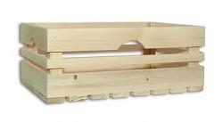 drevená debna 40 x 27 x 16 cm - Biedrax