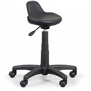 laboratórna stolička Biedrax Z9830 s tvarovaným sedákom